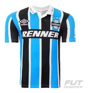 Camisa Umbro Grêmio Bi Libertadores 1995 - Futfanatics