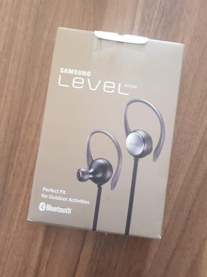 Fone Ouvido Samsung Level Active Bluetooth _ Mais Barato Ml
