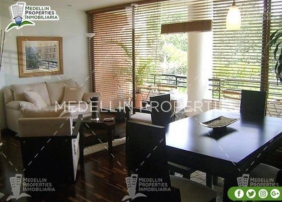 Apartamentos Y Casas Amobladas Por Dias En Medellin Cód:4105