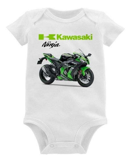 Body Bebê Moto Kawasaki Ninja Zx-10r