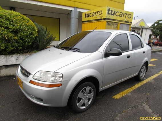 Chevrolet Aveo Family 1.5 Mecanico Sedan