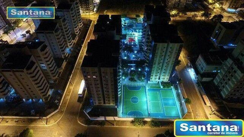 Imagem 1 de 30 de Apartamento Com 2 Dormitórios À Venda, 69 M² Por R$ 145.000,00 - Do Turista - Caldas Novas/go - Ap0939