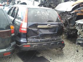 Honda Crv 2007 Atm 2.4 Lit 4 Cil Venta De Partes 2007
