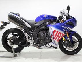 Yamaha Yzf R1 2010 Azul