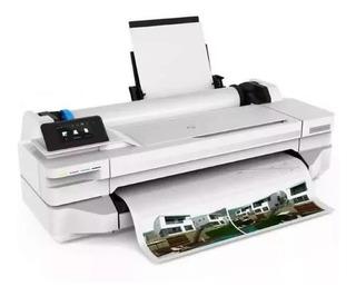 Impressora Plotter Hp Designjet T130 E-printer 24 Polegadas!