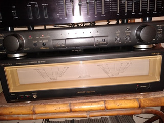 Amplificador Technics Se-a1000 Reference
