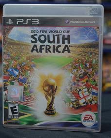 Jogo Ps3 South Africa World Cup 2010 (usado)