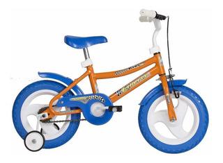 Bicicleta De Niño Rodado 12 Liberty