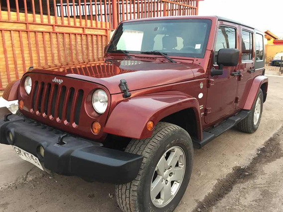 Jeep Rangler Sahara Limited