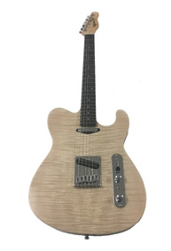 Guitarra Tagima Cs3 Cacau Santos Cs 3 Natural Nf