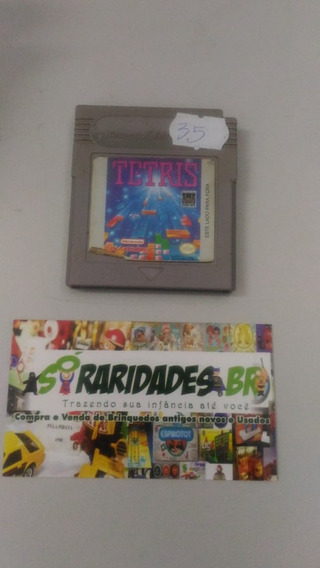 Jogo - Tetris - Gameboy Color