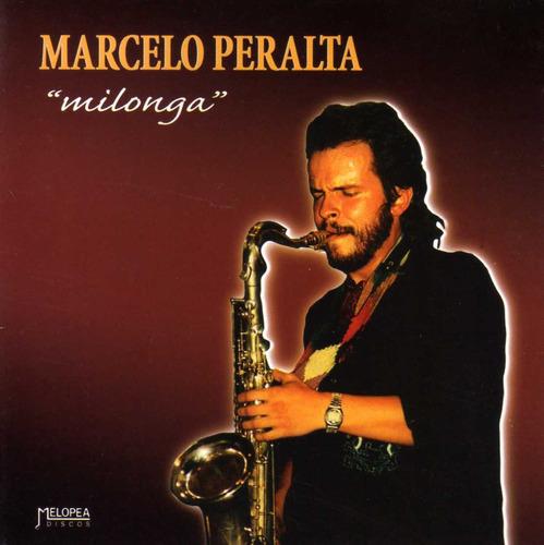 Marcelo Peralta - Milonga - Cd