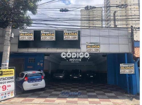Imagem 1 de 25 de Sala Comercial Para Locação, Centro, Guarulhos - . - Sa0317