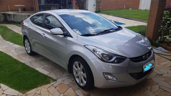Elantra Hyundai 2013 1.8 Gasolina Aut.