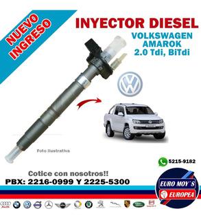 Inyector De Diesel Para Vw Amarok 2.0 Tdi Bitdi