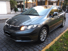 Honda Civic Lxs Automatico Full Impecable 69.000 Kms Titular
