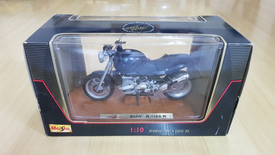 Moto Bmw R1100 R Maisto Escala 1/10