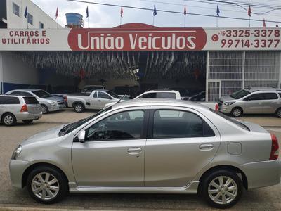 Toyota Etios 1.5 Xls Sedan Flex Automático