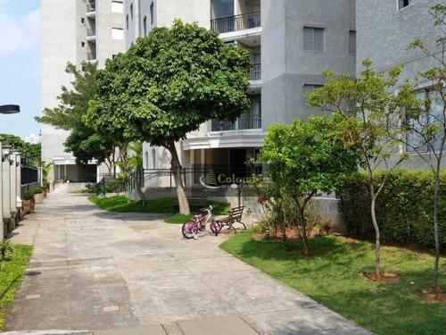 Imagem 1 de 30 de Apartamento Com 2 Dormitórios À Venda, 52 M² Por R$ 275.000,00 - São João Clímaco - São Paulo/sp - Ap0853