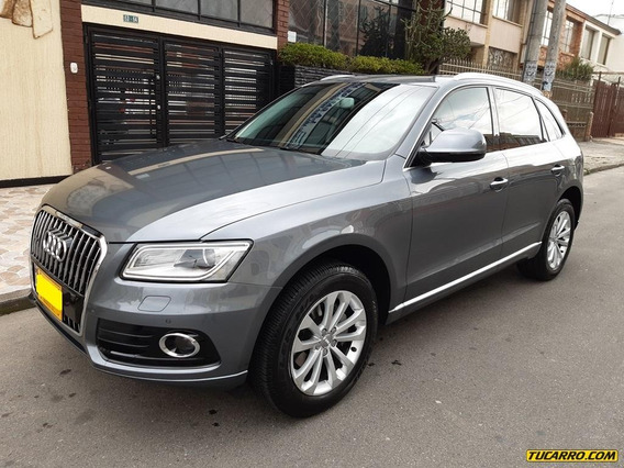 Audi Q5 Turbo Ababition