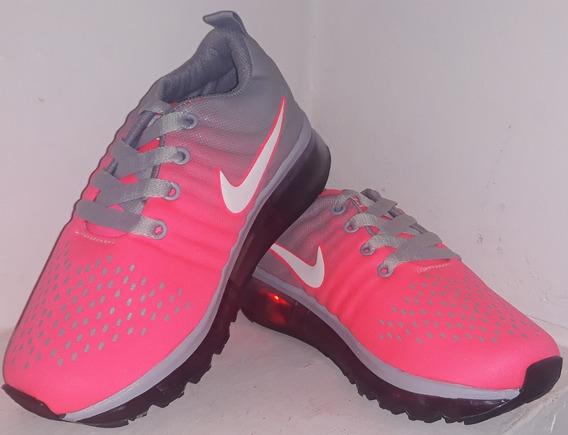 Zapatos Nike Luces, Niña Talla 30. Nuevos