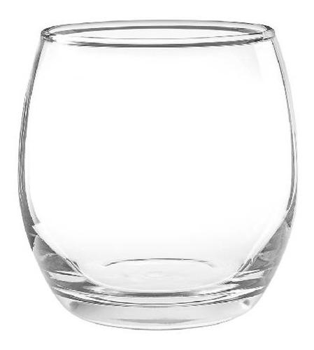 Set De 6 Vasos Old Fashion Mykonos De 342 Ml.