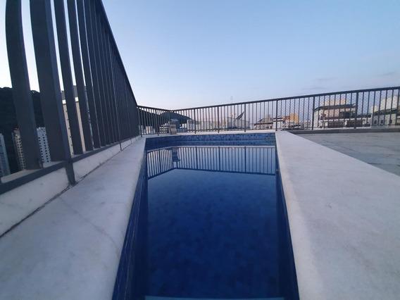 Cobertura Em Barra Funda, Guarujá/sp De 300m² 3 Quartos Para Locação R$ 7.500,00/mes - Co569677