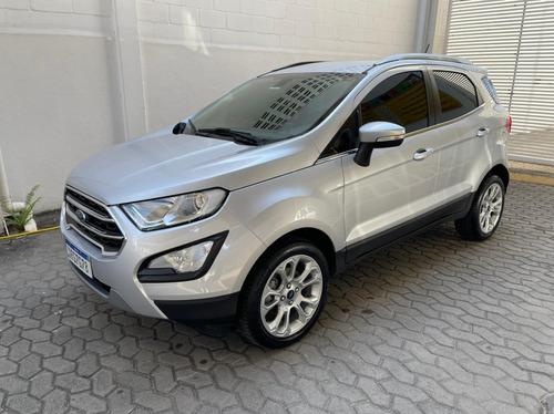 Imagem 1 de 14 de  Ford Ecosport Titanium 1.5 12v Flex 5p Aut.