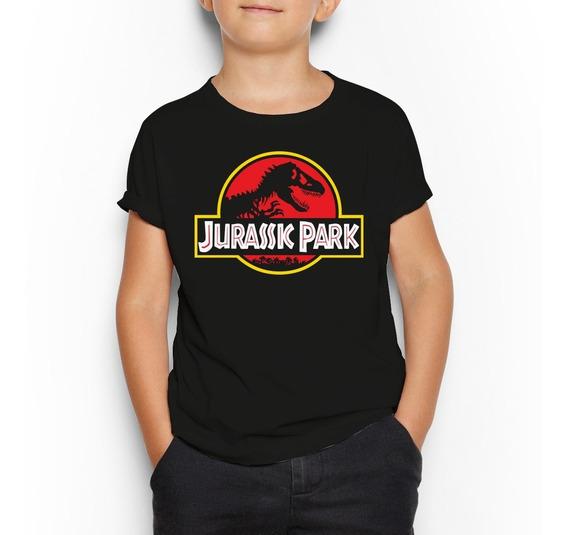 Playera Niño(a) Jurassic Park World T Rex Envío Gratis