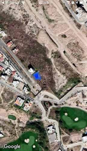 Se Vende Terreno En Lomas Del Tec, Sobre Avenida
