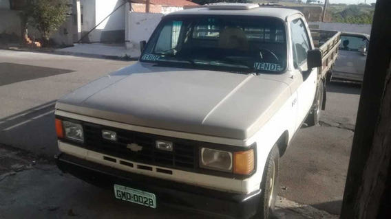 Chevrolet D-20 D20 Ano 87 Motor Per