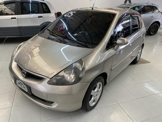 Fit Lxl 1.4 Gasolina Completo 2005 Lindo Impecavel !!