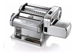 Máquina Para Pasta Motor Y Cortadores Atlas Marcato 150mm