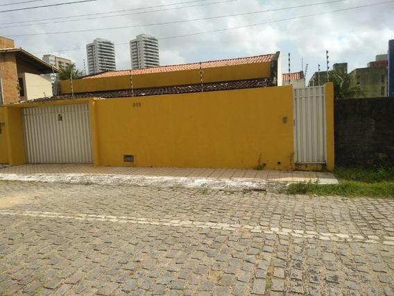 Casa Com 3 Dormitórios Para Alugar, 160 M² Por R$ 2.000,00/mês - Lagoa Nova - Natal/rn - Ca7078