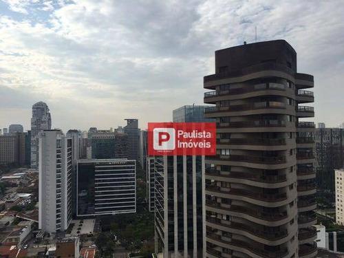Apartamento Com 3 Dormitórios À Venda, 275 M²  - Vila Olímpia - São Paulo/sp - Ap27125
