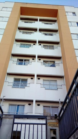 Apartamento Em Jardim São Dimas, São José Dos Campos/sp De 40m² 1 Quartos À Venda Por R$ 185.000,00 - Ap455956