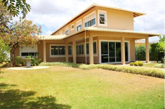 Venda Casa Alto Luxo Condomínio Bouganville Em Lagoa Santa. - 3736