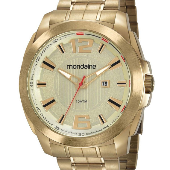 Relógio Mondaine Masculino 83425gpmvds1 Original C/ Nota