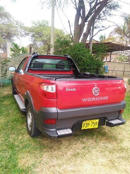 Fiat Strada Año 2014