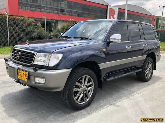 Toyota Land Cruiser Vxr 4.7 At Aa 4x4