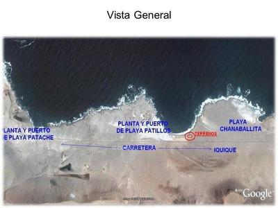 Terreno Playa Patillos (puerto) - 5.016 M2