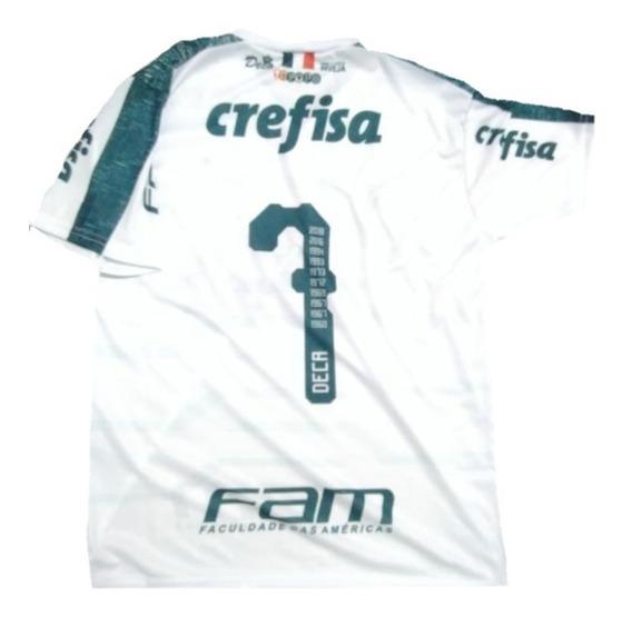 Camisa Do Palmeiras 2019 Camiseta 7 Excelente Confira