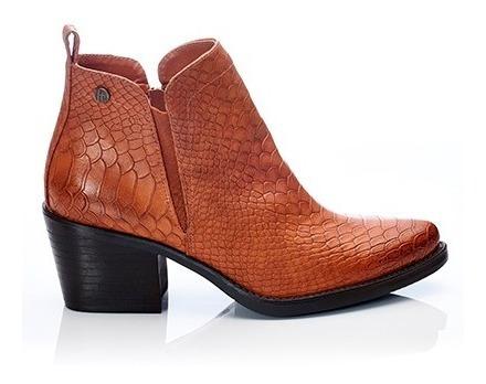 Botas Caña Baja Zaina Massimo Chiesa - Enzo Shoes