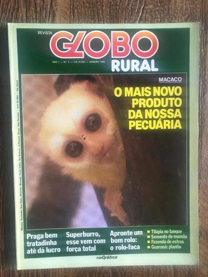 Revista Globo Rural #004
