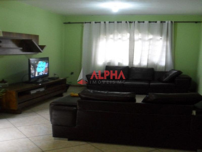 Casa Com 4 Quartos Para Comprar No Santa Helena Em Contagem/mg - 1820