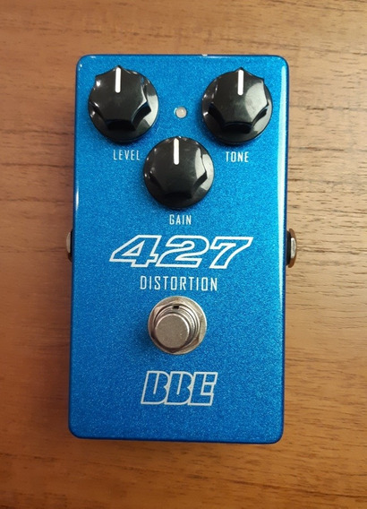 Pedal Bbe 427 Distortion