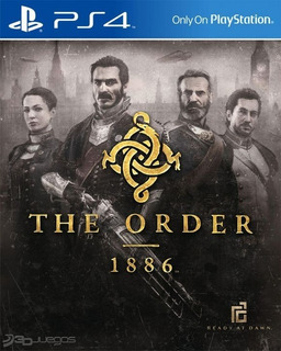 The Order: 1886 Ps4 - Juego Fisico - Prophone