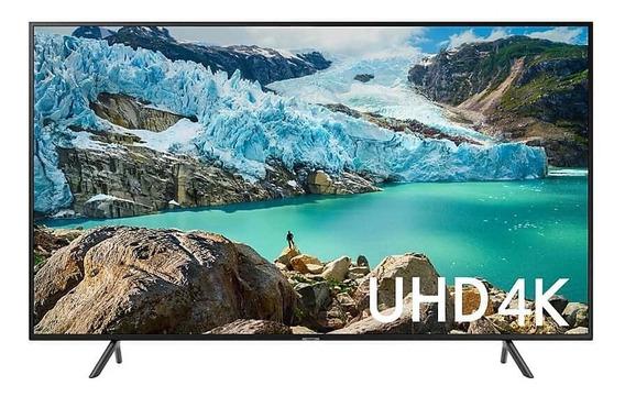 Tv Led Smart 55 Samsung Nu7100 4k (tela Trincada)