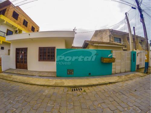 Excelente Casa E Sala Comercial No Centro De Navegantes (cód. 9117) - 3579483v
