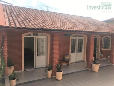 Casa À Venda - Jardim Pinheiros - Valinhos/sp - Ca0486